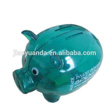 acrylic piggy bank&piggy bank&kids cheap plastic piggy banks