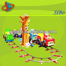 GMKP-T12 amusement track train for children