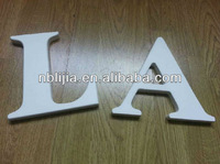 wooden letters for crafts / decorative wooden letters