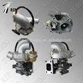 Turbocompresor ht12-11b 14411- 1w402 para diesel de nissan terrano 3.2l motor td qd32ti