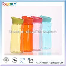 flip-shell tritan water bottle