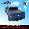 Soft Vinyl Roll up Tonneau Cover for Chevrolet S-10 CD Model 2012+