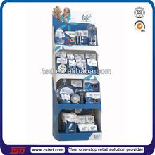 TSD-C291 retail store pop cardboard make up display/ cardboard make up display stand/ make up cardboard display stand