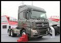 Mercedes benz teknolojisi kuzey benz Weichai motor 336-480hp ucuz satılık ikinci el kamyonlar