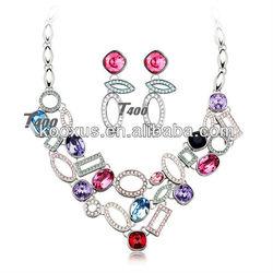 New Arrival Wholesale Fashion Jewelry Set KSLN0002