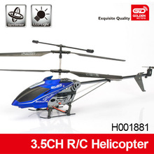 New bright 3.5-CH storm rc helicopter with gyro & speed up function
