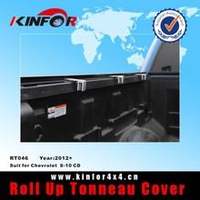 truck covers tonneau fit Chevrolet S-10 CD Model 2012+