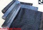 KL-606 soft ring slub cotton spandex denim fabric