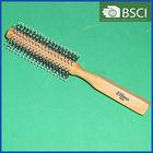2004 Wooden Handle Round Hair Brush