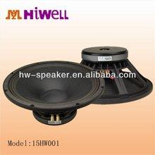 pro Nexo outdoor passive speaker,Y35 Ferrite magnet