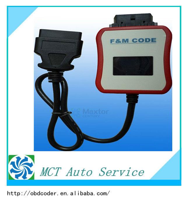 De alta calidad auto herramienta de diagnóstico del coche herramienta de diagnóstico de ford mazda& immo código