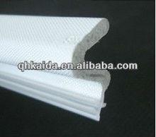 weatherstrip for wooden door / pu foam seal strip/insert type door seal
