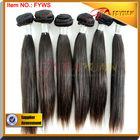 Human hair extensions Indian Virgin Hair Straight Indian temple hair