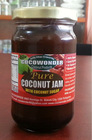 PURE COCONUT JAM - PURE made only of Coconut Sugar and Coconut Milk