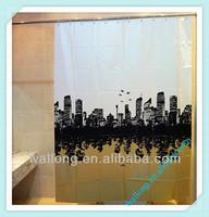 2013 Modern Urban Style Shower Room Curtain
