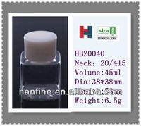 45ml High quality square/liquor bottles for sale