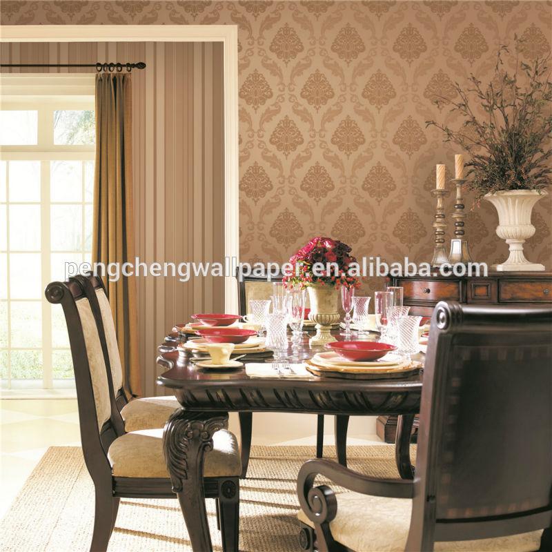 3d Design Flower Wallpaper Flower Design Pvc Wallpaper 3d