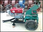 hot selling diesel engine wood chipper machine