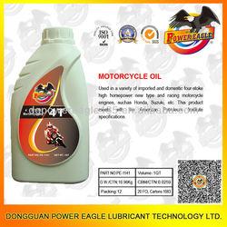PE High Performance 4T Motorcycle Oil Wholesaler