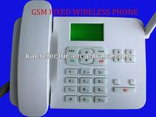 GSM SIM card desk phone KT1000(170)
