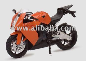 1:12 die cast model motorcycles - KTM RC8
