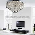 lampe moderne plafond de cristal de haute qualité avec le bon prix et point de vente chaude