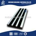 Meishuo escalera curva, base de aluminio