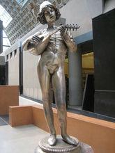Modern Best Cast Bronze Figure sculpture for sale