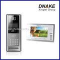 Appartement couleur vidéo porte téléphone 402 ( 402A1 + 402H1 ) pour analogique système