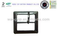 metal alloy adjustable belt buckle for dress