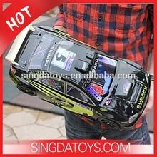 Henglong 3850-1 1 10 Scale 18 Engine Nitro RC Car