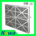 filtro de carbón activado para el olor de absorción de carbono filtro de aire