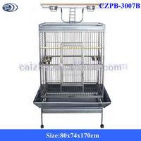2014 Hot sale Playtop Large Metal Bird Cage Breeding