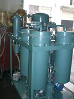 CSA Series Highly Efficient Inundation Oil Purifier Solely Designed For Lubricating Oil