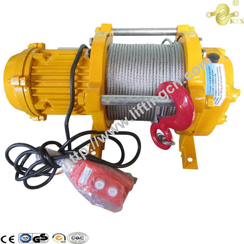 Kcd Series Motor Hoist View Electric Hoist Ktx Product