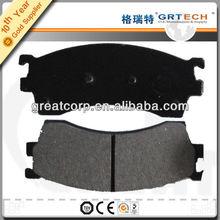 Brake pads D-3084 for FORD USAPROBE II,MAZDA 626, 323 SERIE