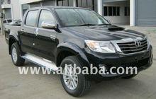 Toyota Hilux Vigo Double cab 3.0G Auto 4WD - RHD - 2014MY