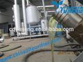 يستخدم زيت المحرك النفايات أو محطة تقطير النفط الى وقود الديزل