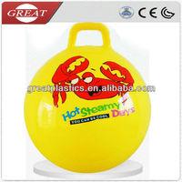 18 inch quadrate handle jumping ball health balls