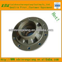 Sand casting Automobile wheel hub,grey iron casting wheel hub