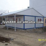 sandwich panel laboratory steel recycle container