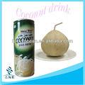 en conserva de coco bebida de jugo