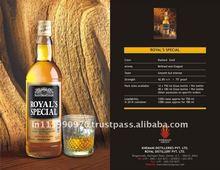 Королевский специальный виски