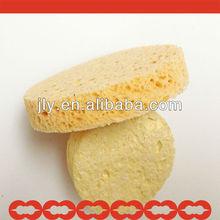 Natural Compressed Value Dual Surface Cellulose Sponge
