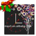Christmas Item Art Craft Clocks For Gift