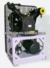 100bar 0.58m3/min High Pressure Vertical Type Piston Compressor For Sale