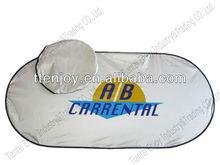 Advertising Foldable Car Sunshade