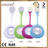 Japan movement silicone plastic silicone nurse watch over 10 colors for option