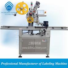 Automatic adhesive sticker card labeler machine 0086-18917387699