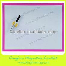 flexible magnetic dry wipe whiteboard